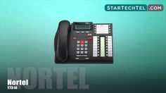 How To Use Internal Call Forwarding On Your Nortel T7316 Phone