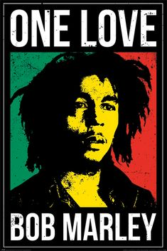 Buy Bob Marley Maxi Poster - One Love online and save! Bob Marley Maxi Poster – One Love Maxi Poster 61 × Our posters are rolled, wrapped and shipped in poster mailing tubes Bob Marley Kunst, Bob Marley Art, Reggae Bob Marley, Bob Marley Quotes, Music Bob Marley, Image Bob Marley, Dorm Posters, Music Posters, Fotos Do Bob Marley