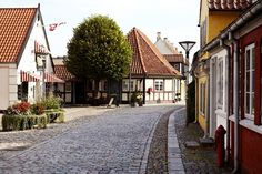 Odense, Funen's largest city, is where Hans Christian Andersen was born in 1805, and where he spent his childhood, raised on the local folklore.
