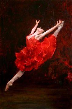#Ballerina by Dmitri Kalyuzhny