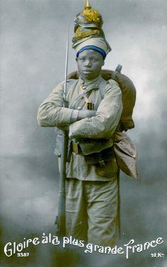WW1 French Postcard
