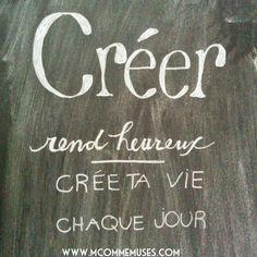#Créer rend #heureux