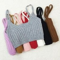 1. 100% Brand New 2. Material: Knitted 3. Colors for selection: White/ Black/ Gray/ Purple/ Pink/ Re