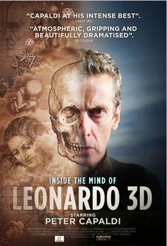 ALL NEW!!! Love Doctor Who? And Peter Capaldi? My interview with the Twelfth Doctor would make a great jumping-on point if you've never checked out Mr. Media Interviews by Bob Andelman before! We talk about his role in the new quasi-documentary film, Inside the Mind of Leonardo da Vinci in 3D, as well as what it's like to be The Doctor! He was a lot of fun and you'll get that immediately here! http://mrmedia.com/2014/12/peter-capaldi-tardis-mind-leonardo-interview/#.VJO0fDBhQ
