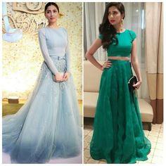 Mahira Khan wearing Geoges Hobeika for Lux Style Awards