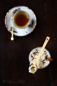 Un dejeuner de soleil: Riz au lait au four parfumé au thé chai