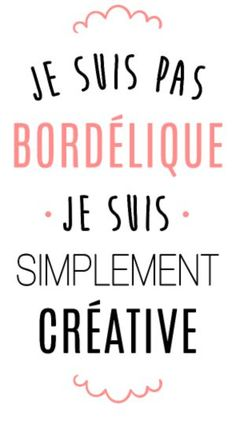 personnaliser tee shirt Je suis pas bordélique Plus | Posters | Pinterest | Wedding, I am and Creative