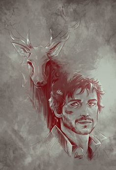 Hannibaaaaaal! ...There's my little Will Graham Cracker... -Will