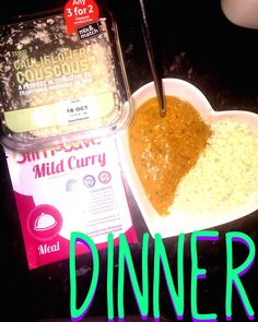 Gotta love all these Slim & Save meals but the portions are so teeny and they're crying out for something to go with it! Mild Curry (legit tastes like curry!) with cauliflower cous cous ... Delish! don't know how I'd eat it on its own though would just be curry soup! #slimandsave #slimnsave #cambridgeweightplan #cambridgediet #cwp #diet #dieting #slimming #weightloss #lowfat #lowcarb #lowcalorie #vlcd #myfitnesspal #iifym #keto #ketosis #restart #cauliflowerrice #cauliflowercouscous #curry…