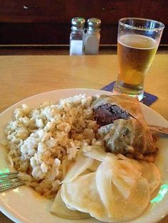 Defend Youngstown: 50 Things To Do In Youngstown.  Order The 'Hunky Platter' At Rip's Cafe, Youngstown Poland Rd. Struthers.