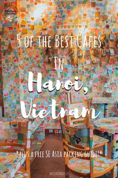 Hanoi is a city with a cafe culture that runs deep. Make the most of your visit with this list of the 11 best cafes in Hanoi. Vietnam Travel Guide, Asia Travel, Solo Travel, Visit Vietnam, Hanoi Vietnam, Best Coffee Shop, Coffee Shops, Vietnam Vacation, Vietnam Voyage