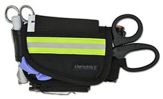 Lightning X First Responder Stocked First Aid Hip/Belt Po...