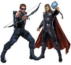 Life-Sized Crusader Cutouts: The Avengers Cardboard Standups Let You Take Home Each Superhero