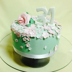 Birthday Cake - Young lady