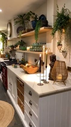 Home Decor Kitchen, Interior Design Kitchen, Home Kitchens, Diy Home Decor, Interior Decorating, Casa Pop, Dream Decor, House Rooms, Cozy House