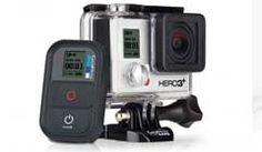 Gewinne eine GoPro Hero 3+ Black Edition Kamera