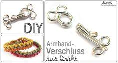 Alessa: DIY - Schmuckverschluss aus Draht