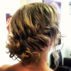 Side Fishtail Wedding Hairstyles www.hairdesigners.ca Cute Hairstyles, Wedding Hairstyles, Something Beautiful, Fishtail, Hair Designs, That Look, Designers, Dreadlocks, Bridal