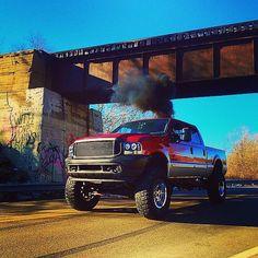 Lifted Trucks Daily http://topguncustomz.com #trucks #lifted #diesel #offroad…