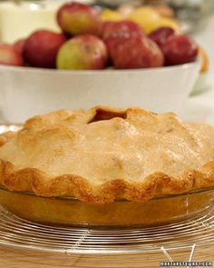 Martha Stewart's Perfect Apple Pie