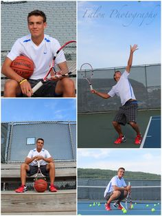 Senior Photography Tennis Poses Senior Sports Inspiration