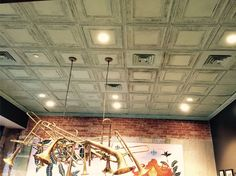 DCT Gallery | Decorative Ceiling Tiles