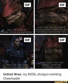 I really think the Krogan span from 650lbs to over 1000lbs. I would rate Wrex at about 1100lbs cause he's freaking huge.