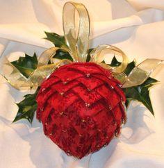 pretty Christmas ornament