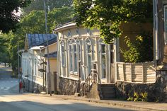 Ekenäs in Raseborg, Finland (Tammisaari) City Vibe, Wooden Houses, Arctic Circle, Wild Nature, Baltic Sea, Archipelago, Helsinki, Old Town, Beautiful World