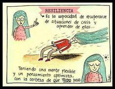 Resiliencia ✌