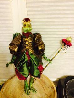 Katherines-Collection-Doll-Frog-Prince-Rare
