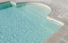 Le liner sable donnera à votre eau une couleur digne des plus beaux lagons