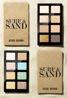 Surf & Sand - Bobbi Brown Summer 2014 Makeup Collection #bobbibrown   #beauty   #cosmetics   #kateupton   http://www.bliqx.net/surf-sand-bobbi-brown-summer-2014-makeup-collection/