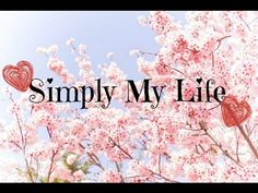 Intro voor simply My Life Video's