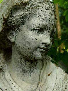 Lovely garden girl