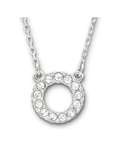 Swarovski Towards Circle Necklace  Available at: www.always-forever.com