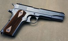 One hundred and three years old and still the best handgun ever made.
