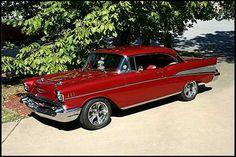 '57 Chevy my daddy's dream