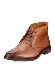 Williams Leather Chukka Boot, Brown