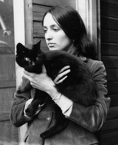 10 clichés rares de Joan Baez