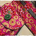 ceinture Bali en fleur 2 de l'album Ceintures-Sacoches