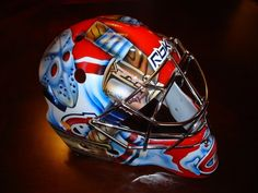 Montreal Canadiens Montreal Canadiens, Goalie Mask, Hockey Goalie, Nhl, Football Helmets, Masks, Google Search, Gallery, Sports