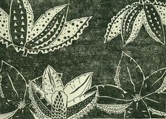 """Woodblock print by Kylie Budge """"seed pod in black"""". Design Websites, Textile Prints, Art Prints, Block Prints, Chelsea, Black Seed, Design Seeds, Seed Pods, Natural Forms"""