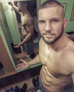 muscles muscled male model malemodel fitness fitnessmodel