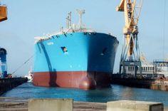 Damen Shiprepair Brest completes maintenance onLNG carrier Gaselys