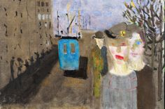 Thunderstruck (Ragnar Sandberg (Swedish, 1902-1972), The Blue...)