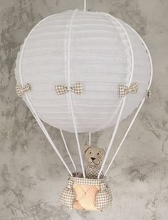 Deckenlampen - ♥♥ Das ORIGINAL ♥♥ Süße Kinderzimmerlampe ♥♥ - ein Designerstück von Lamado24 bei DaWanda
