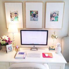 Inspiração Home Office