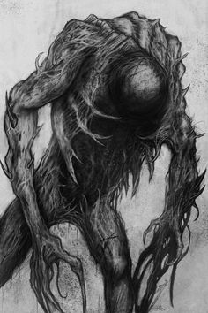Dark Fantasy Art, Fantasy World, Dark Art, Arte Horror, Horror Art, Dark Creatures, Arte Obscura, Creepy Art, Dark Photography