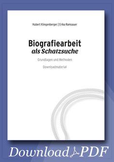 Biografiearbeit Unterrichtsmethoden Im Konstruktiven Und 6